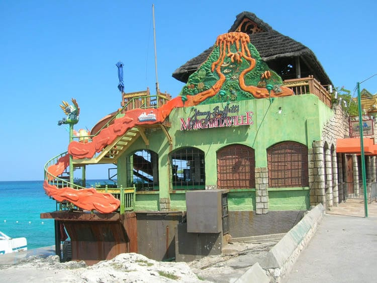 Jimmy Buffett's Margaritaville on Hip Strip, Gloucester Avenue, Montego Bay