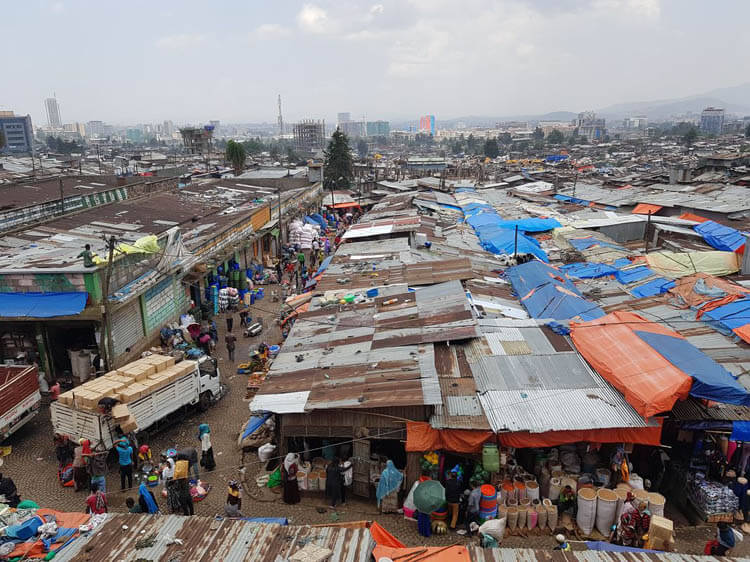 Mercato, Addis Central Market