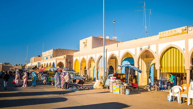 Where to Buy Jewelry in Morocco
