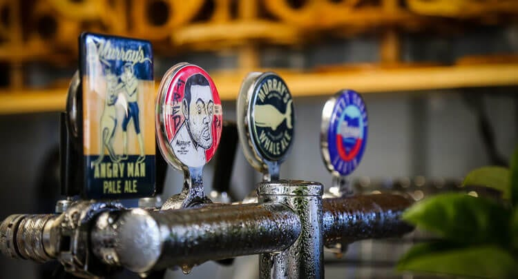 Drink at one of Australia's Best Craft Breweries