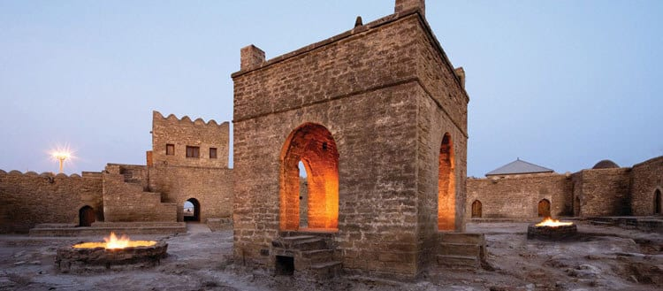 Fire Temple, Baku Ateshgah