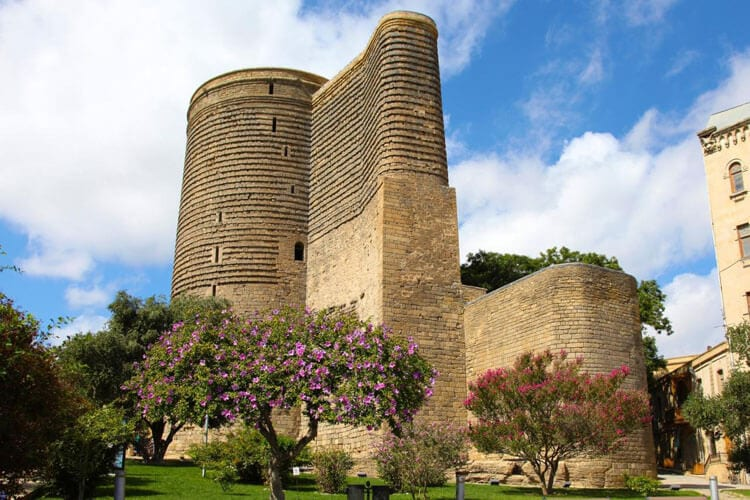 Maiden Tower, Baku