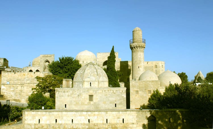 Palace of The Shirvanshahs, Baku