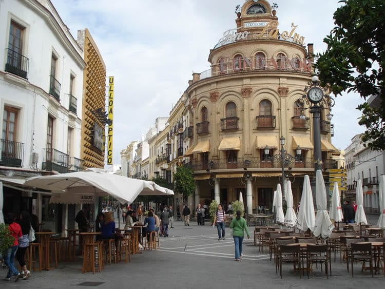 Take a Guided Walking City Tour of Jerez