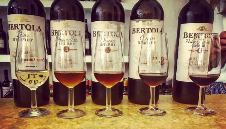 Taste the Worlds Best Sherry, Jerez